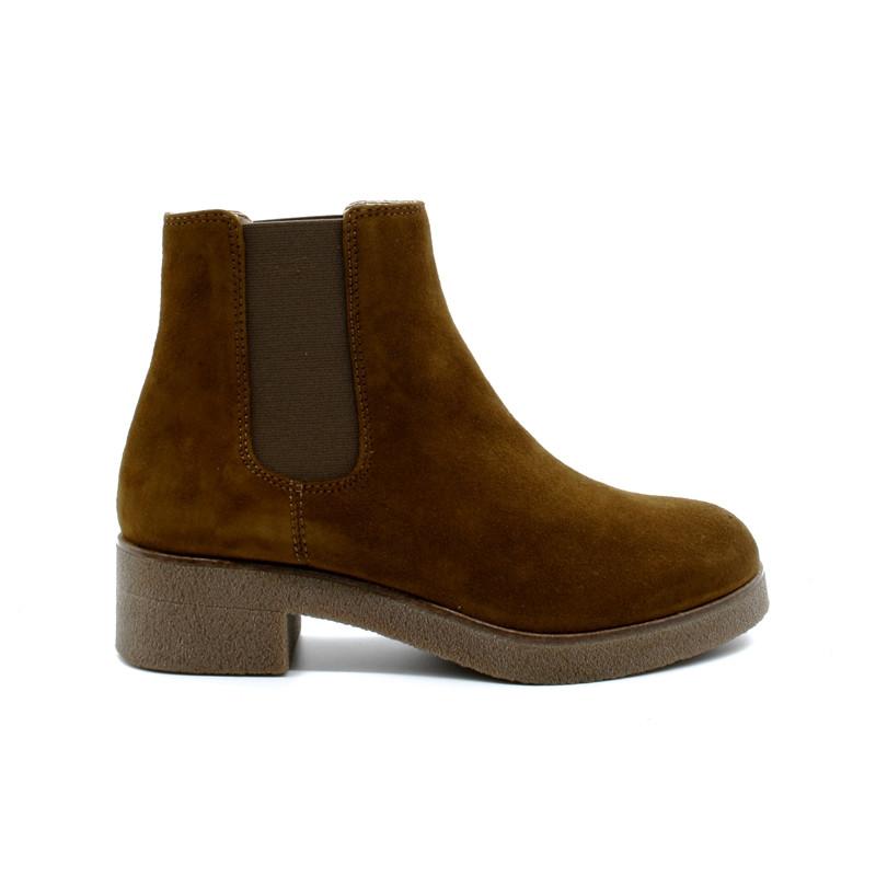 0316638e212e Boots Semelle Crêpe Femme Unisa Dacil ...