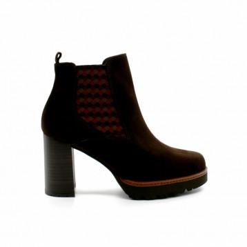 422a8efa896359 Boots à Talon Femme Gadea 40736 ...