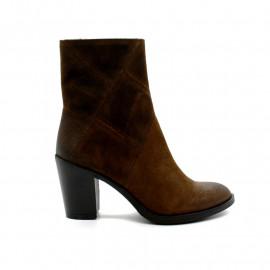 Boots à Talon Femme Minka Design Nicol