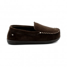 Chausson Mocassin Homme Isotoner