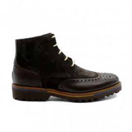 Boots à Lacets Homme Pertini 24323