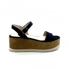 Sandale Compensée Femme Gadea 41047