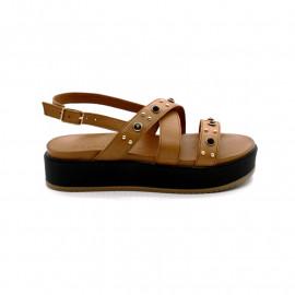 Sandales Compensées Femme Inuovo 8748