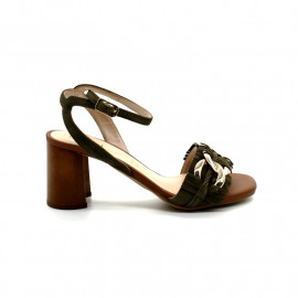 Sandale à Talon Femme Unisa Matro