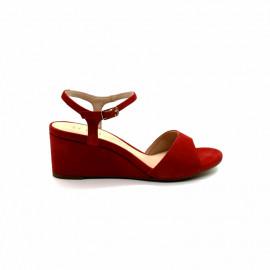 Sandales Compensée Femme Unisa Orita