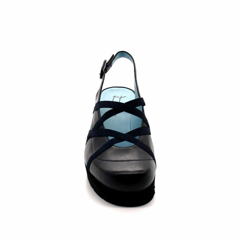 Rabotin 2153lr Sandale Elastiques Thierry Compensée 1lKcFJ