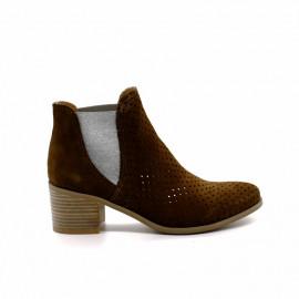 Boots à Talon Femme MKD Manchester