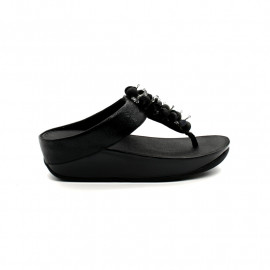 Sandale Nu-Pieds Entredoigt Femme FitFlop Boogaloo Toe-Post