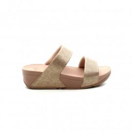 Mules Femme FitFlop Shimmy Slide Sandals