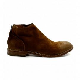 Boots Zip Arrière Homme Moma 14803