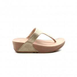 Sandales Nu-Pieds Entredoigt Femme FitFlop Shimmy Toe-Thong Sandals