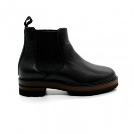 Boots Semelle Epaisse Femme Pertini 15388