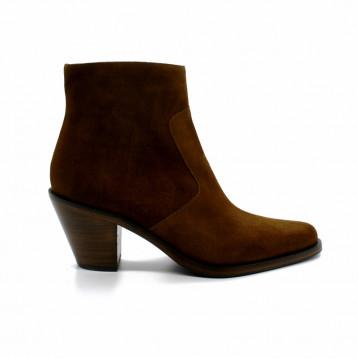 Boots à Talon Femme Free Lance Jane Zip