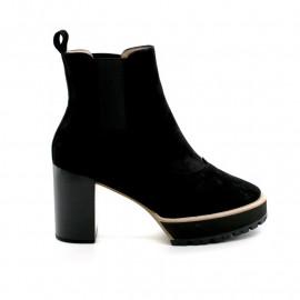 Boots à Talon Femme Repetto Johan