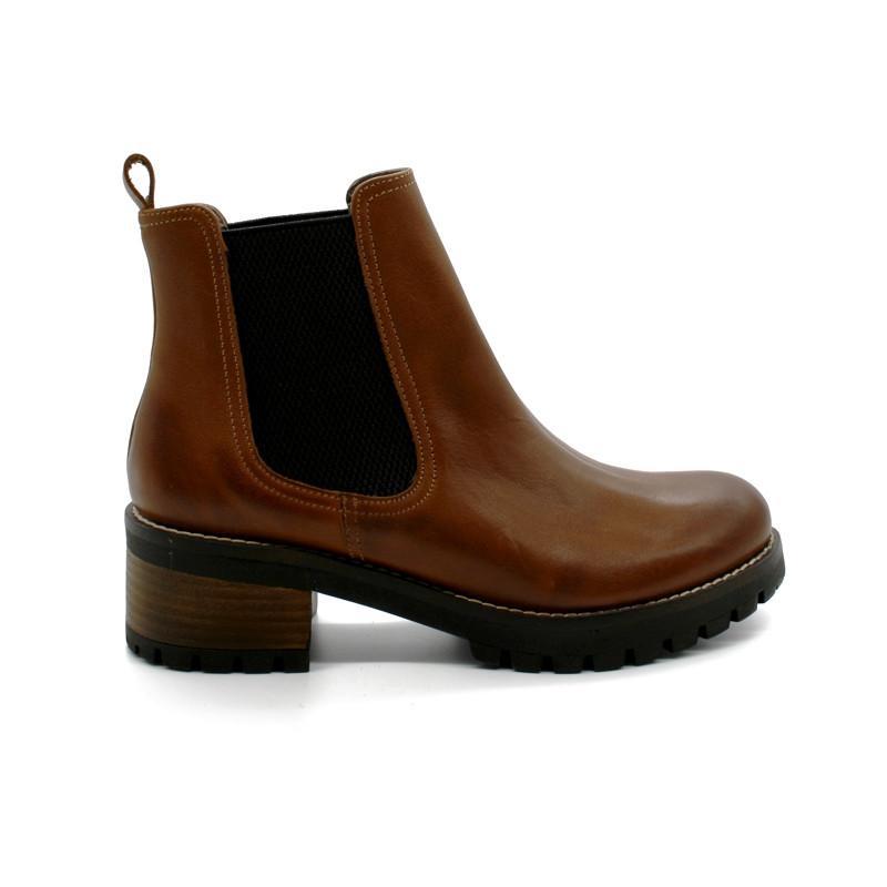 e856d37196e06f Boots àTalon Femme Minka Design Paulia