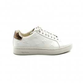 Tennis Femme Paul Smith Lapin White Star