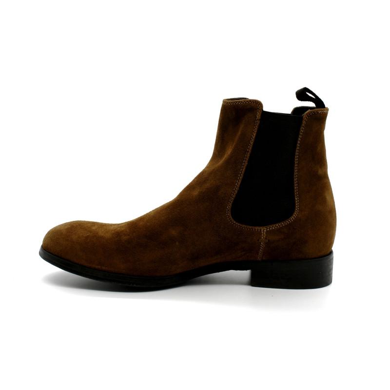 d944cb71a83c Boots Chelsea Femme Sturlini 8900 - Infinyt