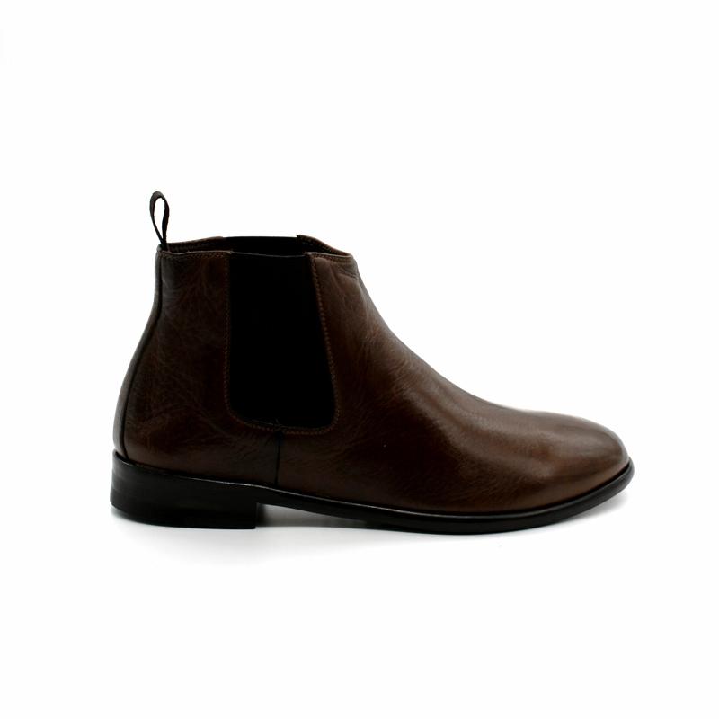 f3d1c18e7199 Boots Chelsea Femme Sturlini 8463