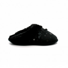 Chaussons Mule Femme Isotoner 97168