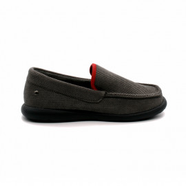 Chaussons Mocassin Homme Isotoner 96777
