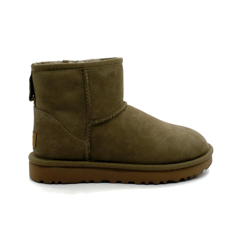 Boots Fourrées Femme UGG Classic Mini