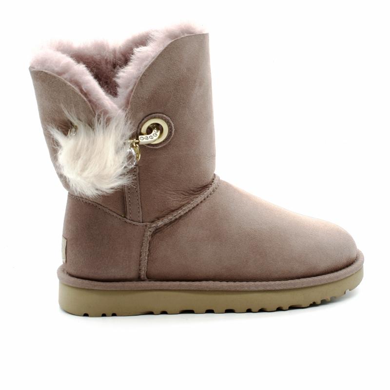 nouveau style de vie rechercher l'original haute couture Boots Fourrées Femme UGG Irina