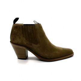 Boots Forme Tiag Femme Free Lance Jane 7 Low Chelsea