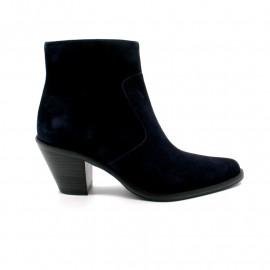 Boots à Talon Femme Free Lance Jane 7 Zip Boots