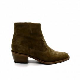 Boots à Talon Femme Free Lance Jane West Zip Boot