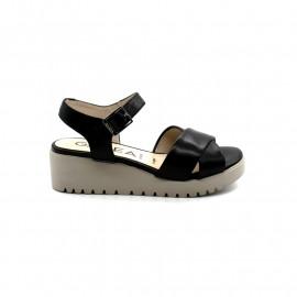 Sandale Petit Compensé Femme Gadea 41443