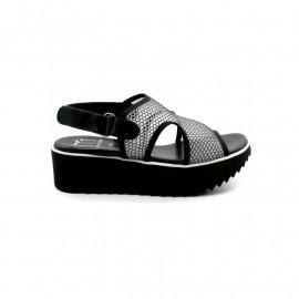 Sandale Compensée Femme Thierry Rabotin A413e9