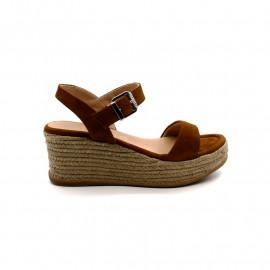 Sandales Compensées Femme Unisa Kalka