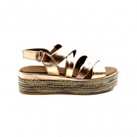 Sandale Compensée Femme Inuovo 117005