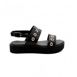 Sandale Compensée Femme Inuovo 128011