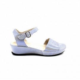 Sandale Compensée Femme Brunate 552