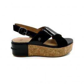 Sandales Compensées Femme UGG Shoshana