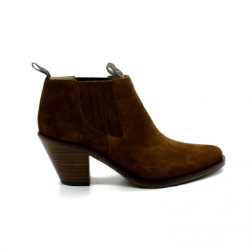 Low Boots Femme Free Lance Jane Low Chelsea