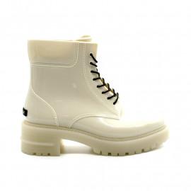Boots à Lacets Caoutchouc Femme Lemon Jelly Cailyn
