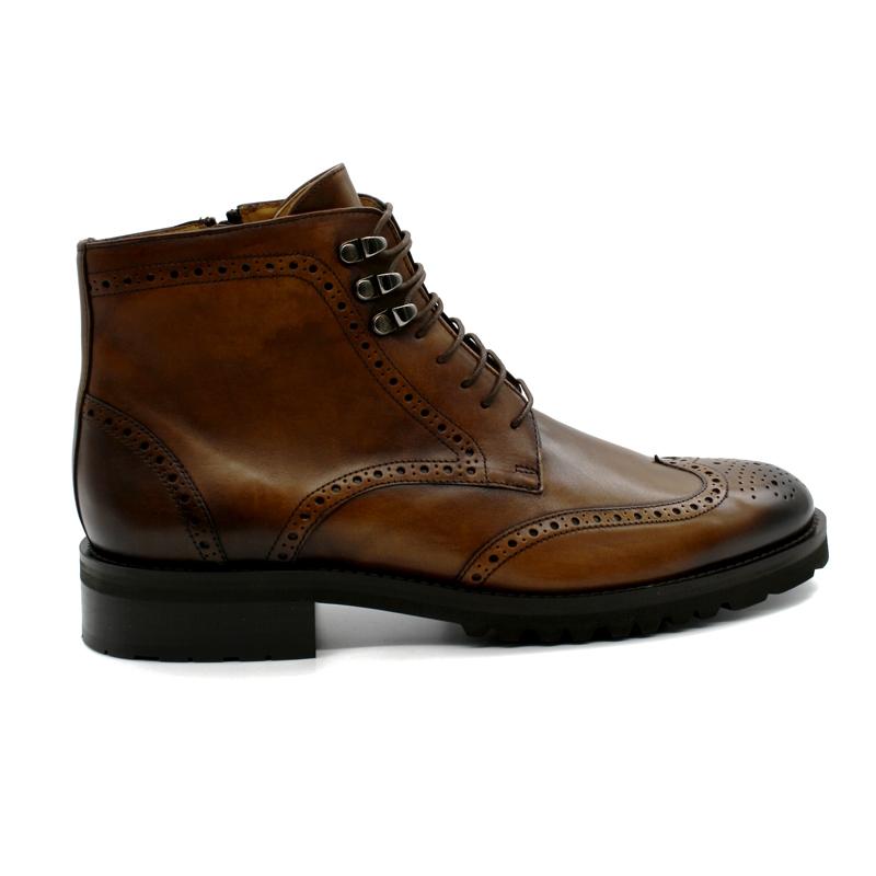 Boots À Lacets Homme Pertini 24731