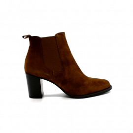 Boots à Talon Femme A Bientôt Merci 16063