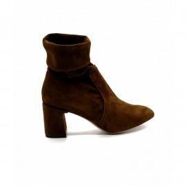 Boots Chaussette Femme Parallèle Kim