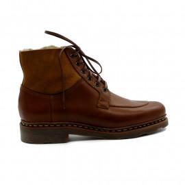 Boots à Lacets Femme Paraboot Vendome