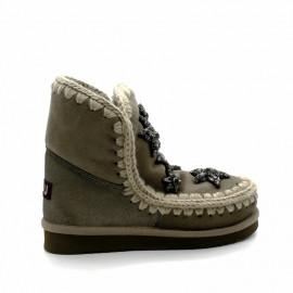Boots Mouton Femme MOU