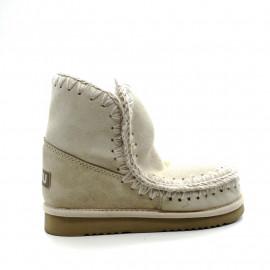 Boots Fourrées Femme MOU