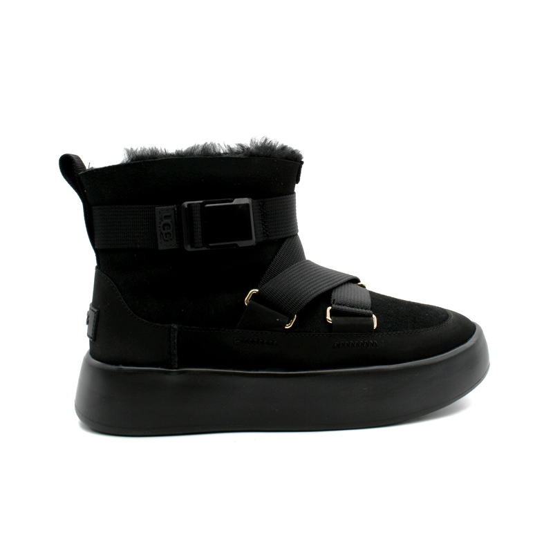 Boots Femme UGG Classic Boom Buckle