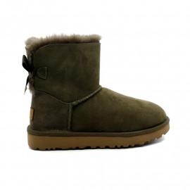 Boots Fourrées Femme UGG Mini Bailey Bow II