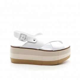 Sandales Compensées Paloma Barcelo Echo Luxn