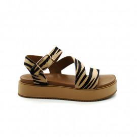Sandales Compensées Inuovo 112053 Tiger