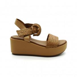 Sandales Compensées Inuovo 123035 Tressée