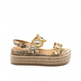 Sandales Compensées Minka Tisha